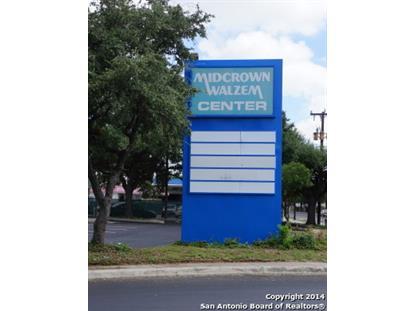 8001 MIDCROWN DR  San Antonio, TX MLS# 1078704