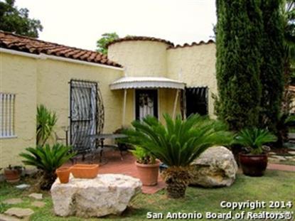 1434 FULTON AVE  San Antonio, TX MLS# 1078738