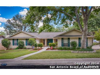 8318 HERALDRY ST  San Antonio, TX MLS# 1079036