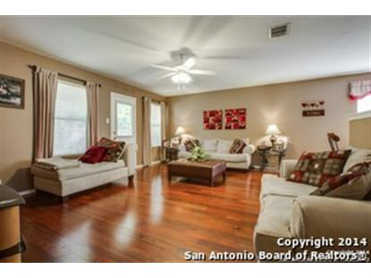 8827 TWIN OAKS CT  San Antonio, TX MLS# 1079070
