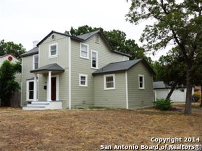 258 QUENTIN DR  San Antonio, TX MLS# 1079122