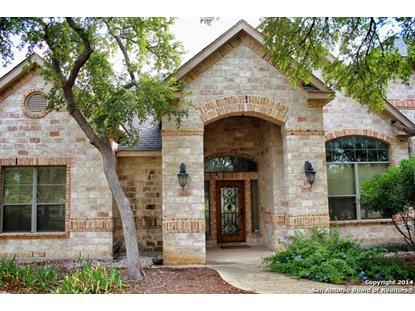 22822 FOSSIL PEAK  San Antonio, TX MLS# 1079507