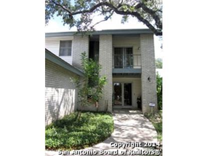 4503 Maybrook Woods St  San Antonio, TX MLS# 1079837