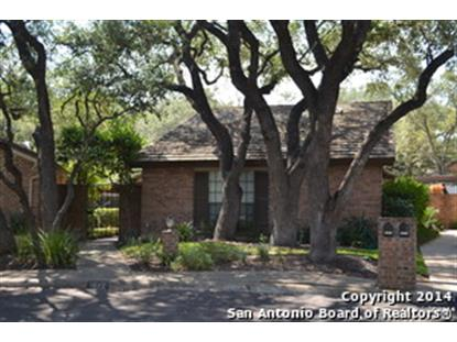 1822 SHADOW PARK ST  San Antonio, TX MLS# 1080050