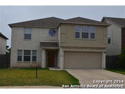 10526 Staggering Creek  San Antonio, TX MLS# 1081009