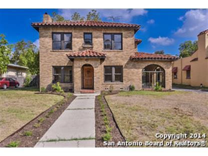 221 CLUB DR  San Antonio, TX MLS# 1081186