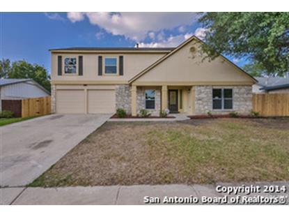 6739 Timberhill Dr  San Antonio, TX MLS# 1081561