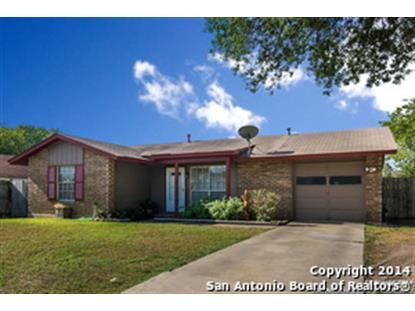 4538 AVENIDA PRIMA ST  San Antonio, TX MLS# 1082826