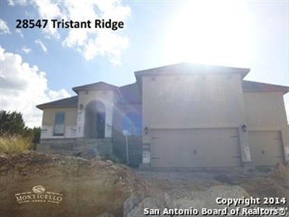28547 Tristant Ridge  San Antonio, TX MLS# 1082868