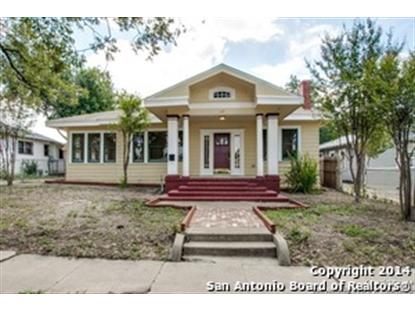 1132 W MAGNOLIA AVE  San Antonio, TX MLS# 1082908