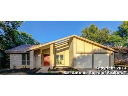 5114 Timber Trace Dr  San Antonio, TX MLS# 1083015