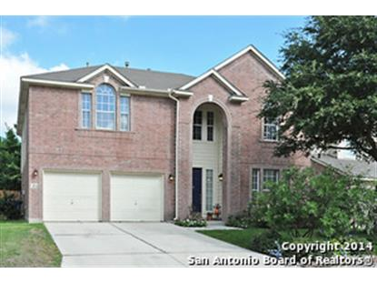 3023 FALL MIST DR  San Antonio, TX MLS# 1083207
