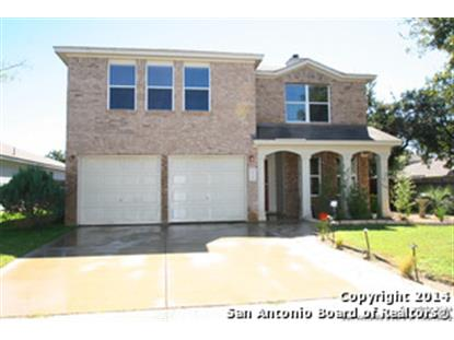 3914 CANYON PKWY  San Antonio, TX MLS# 1083230