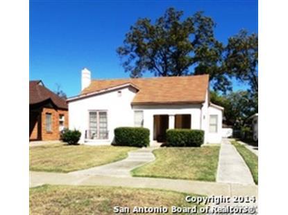 1927 W MAGNOLIA AVE  San Antonio, TX MLS# 1083562
