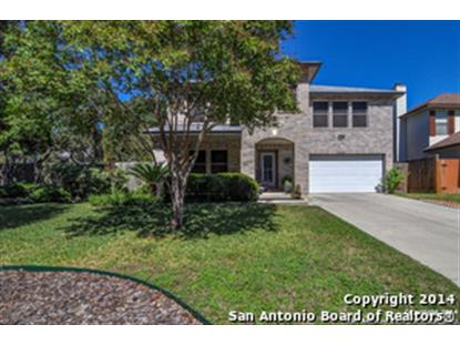 8735 WHITE QUAIL  San Antonio, TX MLS# 1083582