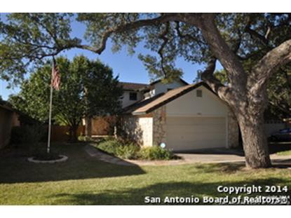 15206 FOREST STONE ST  San Antonio, TX MLS# 1083695