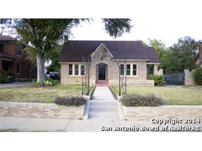 207 FURR DR  San Antonio, TX MLS# 1083762