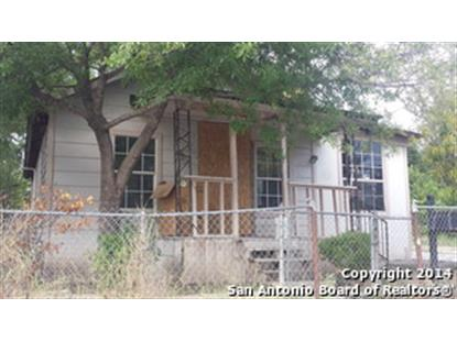 167 ALBERT ST  San Antonio, TX MLS# 1083783