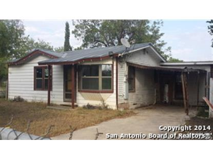 638 SW 40TH ST  San Antonio, TX MLS# 1083847
