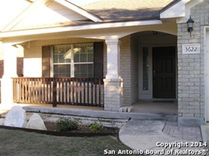 3622 SUMANTRA CLF  San Antonio, TX MLS# 1083980