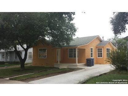 723 W Olmos Dr  San Antonio, TX MLS# 1084345