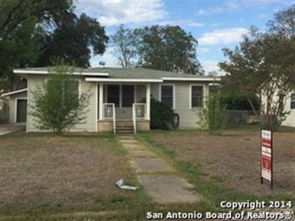 519 SUTTON DR  San Antonio, TX MLS# 1084502