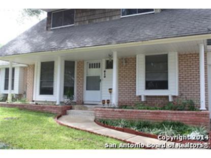 610 SERENADE DR  San Antonio, TX MLS# 1084521