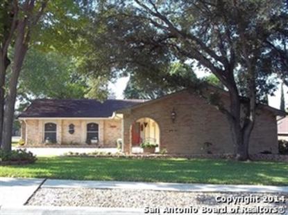 4010 Bentway Dr  San Antonio, TX MLS# 1084726