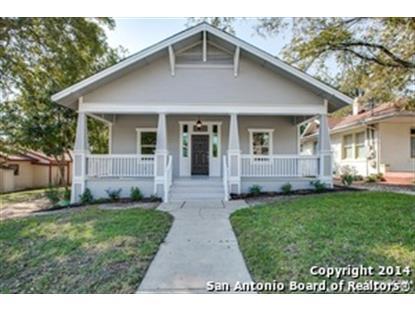 808 W AGARITA AVE  San Antonio, TX MLS# 1084888