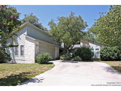 3154 Morning Trail  San Antonio, TX MLS# 1085055