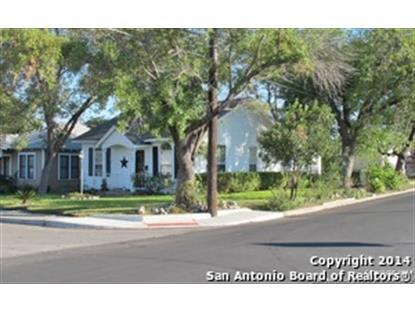 1242 Sacramento St  San Antonio, TX MLS# 1085123