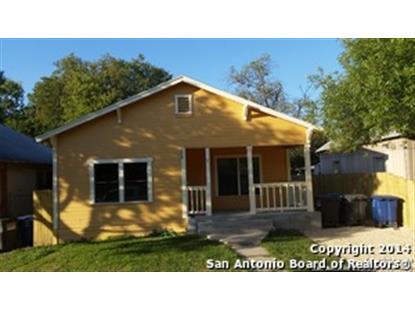 1015 W LYNWOOD AVE  San Antonio, TX MLS# 1085130