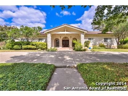 201 SHEFFIELD  Castle Hills, TX MLS# 1085600