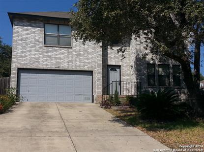 2627 ARLENE PARK  San Antonio, TX MLS# 1085636