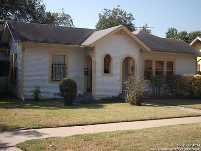1746 W SUMMIT AVE  San Antonio, TX MLS# 1085707