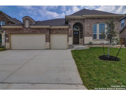 25634 Lakota Winter  San Antonio, TX MLS# 1085869