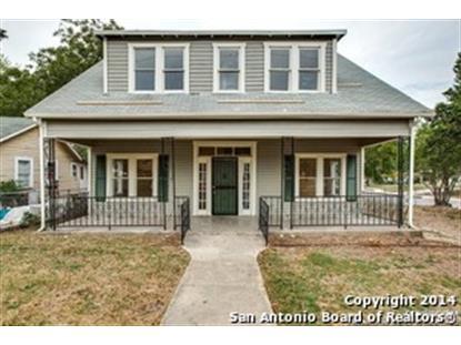 2325 N ELMENDORF ST  San Antonio, TX MLS# 1086011