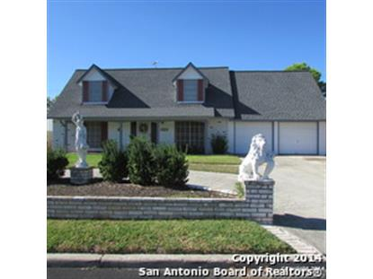 7815 Pinebrook Dr  San Antonio, TX MLS# 1086018