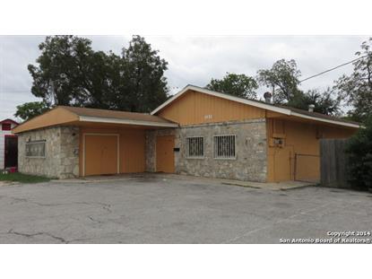 1410 CASTROVILLE RD  San Antonio, TX MLS# 1086285