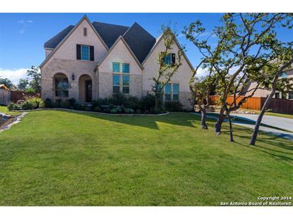 1642 WILD PEAK  San Antonio, TX MLS# 1086415