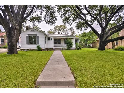 405 ALEXANDER HAMILTON DR  San Antonio, TX MLS# 1087139