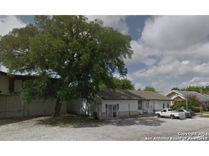 812 CINCINNATI AVE  San Antonio, TX MLS# 1087207