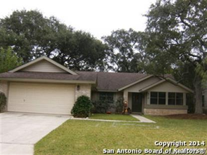 8710 Rustling Meadows  San Antonio, TX MLS# 1087447