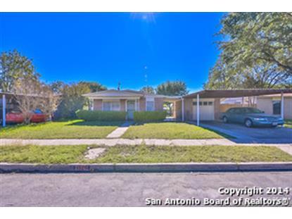 1526 PARNELL AVE  San Antonio, TX MLS# 1087796