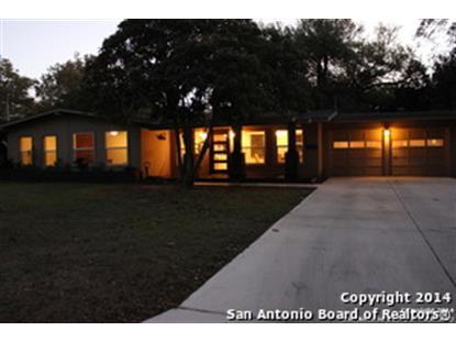 8227 GREENBRIER DR  San Antonio, TX MLS# 1088207