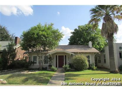 1542 W MAGNOLIA AVE  San Antonio, TX MLS# 1088364