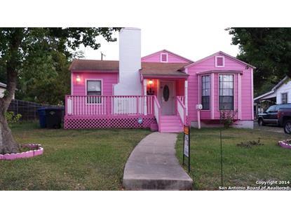 608 WESTWOOD DR  San Antonio, TX MLS# 1088654