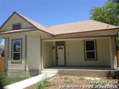 943 W LYNWOOD AVE  San Antonio, TX MLS# 1088725