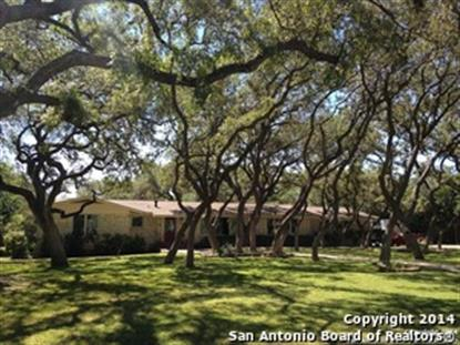 124 SEQUOIA DR  San Antonio, TX MLS# 1088779