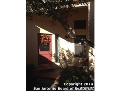 2519 Chestnut Bend  San Antonio, TX MLS# 1089241
